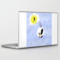 olaf Laptop & iPad Skins featuring Olaf in BoO©&Friends by oONekoGirloO