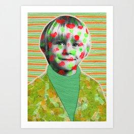 Kurt Series 005 Art Print