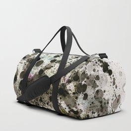 Splatter in CMYK Duffle Bag