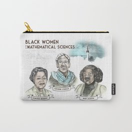 Black Women in the Mathematical Sciences Carry-All Pouch