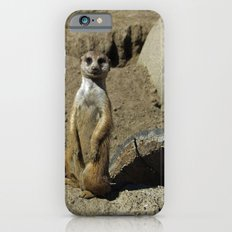 The Most Interesting Meerkat in the World iPhone 6s Slim Case