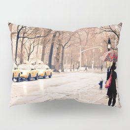 NYC Pillow Sham