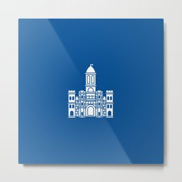 Flag of Split Metal Print