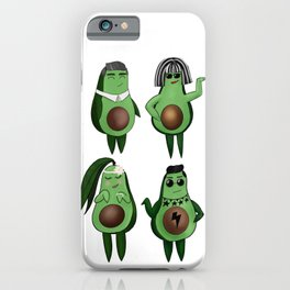 The Rose Family iPhone Case