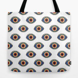 Ay Ay Eye Tote Bag