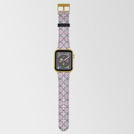 Seamless tile pattern Apple Watch Band