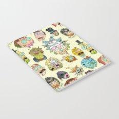 Sick & Gorety Notebook