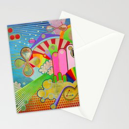 half 1 Stationery Cards