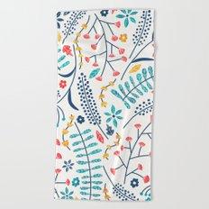 Koromiko Beach Towel
