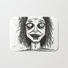 CRAZY DUDE Bath Mat