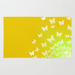 Butterfly Sunrise Rug