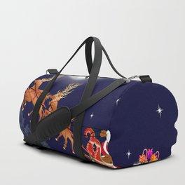 christmas time Duffle Bag