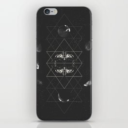 Phases of Death iPhone Skin