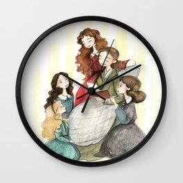 Little Women Wall Clock