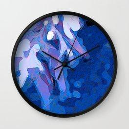 Seaweed Wall Clock