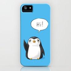 Hi Penguin iPhone (5, 5s) Slim Case