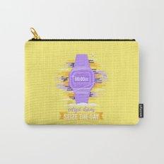 Carpe Diem - Sieze the Day [purple] Carry-All Pouch