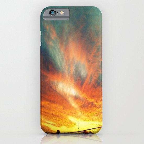 Heated Sunset iPhone & iPod Case