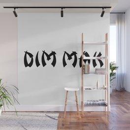 Dim Mak Wall Mural