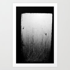 Away From Sure Art Print