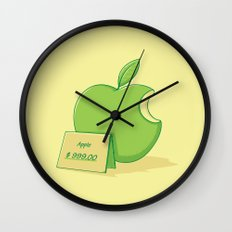 Marketing power Wall Clock
