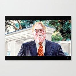 "The Big Lebowski ""Brandt"" Canvas Print"