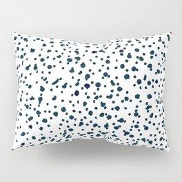 dalmatian print Pillow Sham