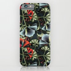 flores misteriosas iPhone 6s Slim Case