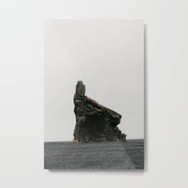 We Are So Small Metal Print
