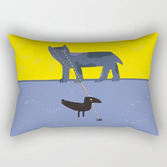 Scan Chain Rectangular Pillow