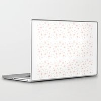 bees Laptop & iPad Skins featuring BEES  by Le Cabinet