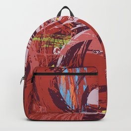 Red Bang Backpack