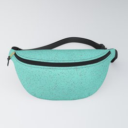 Turquoise rubber flooring Fanny Pack