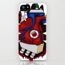 Artificial Heart iPhone Case