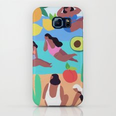 Fruity Beach Galaxy S8 Slim Case