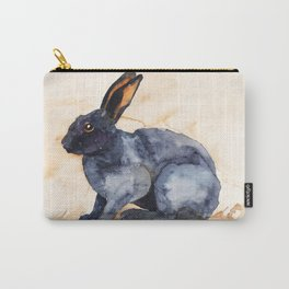 BUNNY#6 Carry-All Pouch