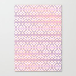 buffting Canvas Print