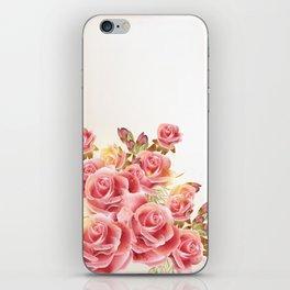 Dreaming of Roses iPhone Skin