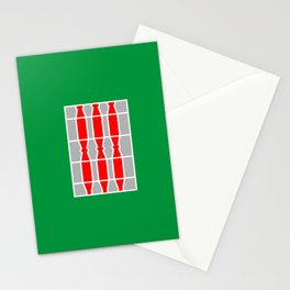 flag of Umbria Stationery Cards