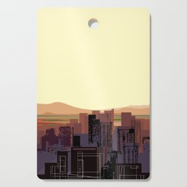 Phoenix Cutting Board