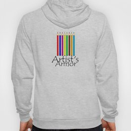 Artist's Armor Hoody