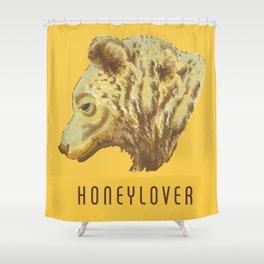 Honeylover Shower Curtain