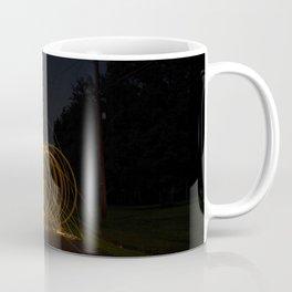 Steel Wool Gradient Coffee Mug