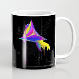 anomaly in sector KRC2496 Coffee Mug