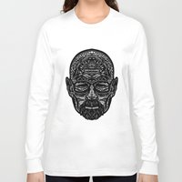 walter white Long Sleeve T-shirts featuring Walter White by Jamie Bryan