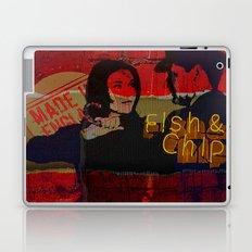 Made in England Laptop & iPad Skin