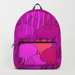 Jellyfish Pink Backpack
