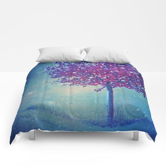 SONG OF THE WINTERBIRD Comforters