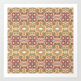 Bubblegum Hypnosis Art Print