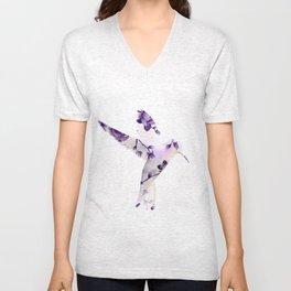 Bird 2a Unisex V-Neck